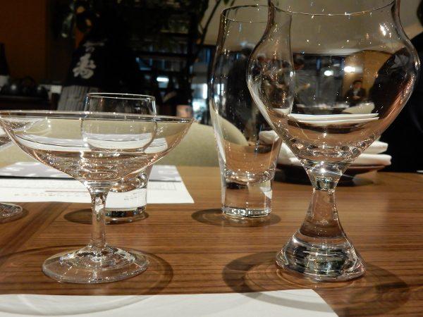 木本硝子×松井酒造店:日本酒グラスの違いによるテイスティングセミナー