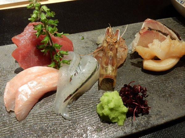 日本料理「荏原」で立春を食す