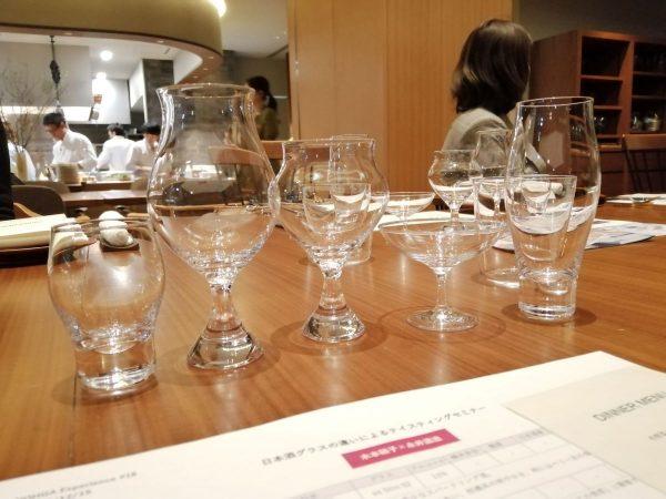 木本硝子×永井酒造:日本酒グラスの違いによるテイスティングセミナー